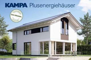 Villa kaufen in 18273 Güstrow, Ihr schickes KAMPA-Haus im charmanten Güstrow., Umgeben von Wäldern und Seen. 35 min bis zur Ostse