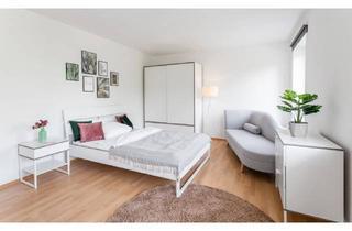 Wohnung mieten in Westendstr., 60325 Frankfurt, Gemütliche, helle 1-Zimmerwohnung, möbliert, mit Fahrstuhl und großem Balkon