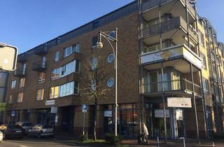 Geschäftslokal mieten in 47805 Krefeld, Aufgepasst! Super Standort für Ihre Ideen mit 18 lfdm Fensterfront + Terrasse