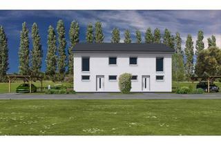 Doppelhaushälfte kaufen in 39365 Eilsleben, Bauen all inclusive - Doppelhaushälfte in ruhiger Lage inkl. Grundstück
