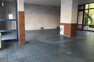 Geschäftslokal mieten in 47805 Krefeld, Modernes, helles Ladenlokal mit Terrasse gegenüber vom KR-HBF -Südausgang
