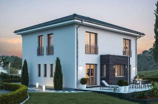 Villa kaufen in 14550 Groß Kreutz, BAUEN SIE AUF IHRE ZUKUNFT!!! SCHICKE STADTVILLA MIT VIEL PLATZ!!!