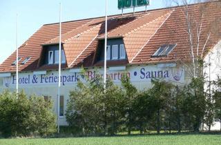 Anlageobjekt in 17139 Gielow, Hotel & Ferienpark in idyllischer Lage in der Urlaubsregion Mecklenburgische Seenplatte