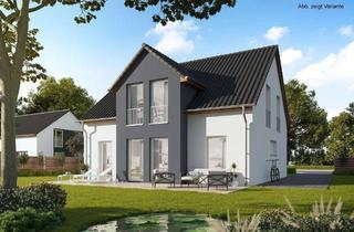 Haus kaufen in Bärmisgasse, 07349 Lehesten, Stilvolles E55-Effizienzhaus mit Zwerchgiebel inklusive Grundstück!