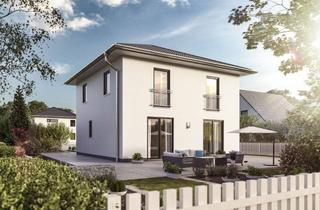 Villa kaufen in 52457 Aldenhoven, *** Ihre neue Stadtvilla, zwei Vollgeschosse ohne Schrägen mit variabler Grundrissaufteilung ***