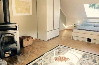 Wohnung mieten in 98693 Ilmenau, Schickes 3 Raum Apartment mit Kaminofen