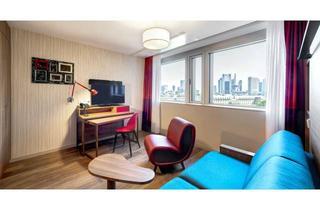Wohnung mieten in 60486 Frankfurt, Großartige und moderne Studios im Zentrum von Frankfurt am Main