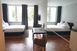 Wohnung mieten in 69126 Heidelberg, Pauschalmiete. - Business Apartment mit Tiefgarage und Balkon