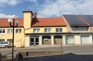 Geschäftslokal mieten in Lichtenfelser Str., 96149 Breitengüßbach, Geschäftsfläche im Zentrum von Breitengüßbach