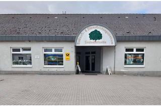 Gewerbeimmobilie mieten in Lange Straße, 17098 Friedland, Zentrale Gewerbeeinheit in Siedenbollentin