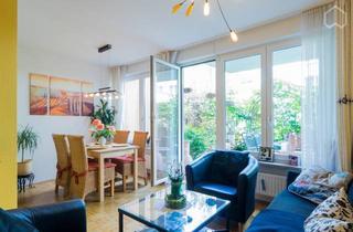 Wohnung mieten in 10179 Berlin, Apartment im Herzen der Stadt mit eigenem Garten