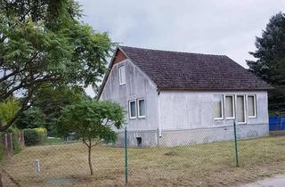 Haus kaufen in Schönower Gartenstraße 21, 16306 Passow, Schönow-Passow EFH Bj. 1988
