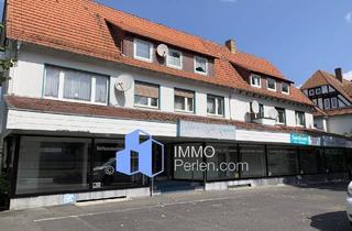Gewerbeimmobilie mieten in 34369 Hofgeismar, Großzügiges Ladenlokal in Citylage von Hofgeismar mit PKW Stellplätzen!