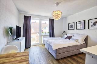 Wohnung mieten in 95444 Bayreuth, Fantastisches & schickes Studio in Bayreuth in ruhiger Citylage