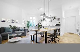 Wohnung mieten in 10439 Berlin, 3-Zimmer Luxus Apartment mit Wohnküche