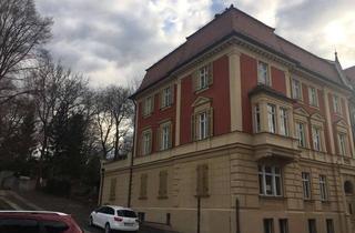 Büro zu mieten in Ernst-Thälmann-Straße 11, 07806 Neustadt, Praxis- oder Bürofläche in historischer Fabrikantenvilla