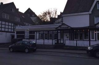 Gewerbeimmobilie mieten in 57392 Schmallenberg, Tanzcafe in Schmallenberg