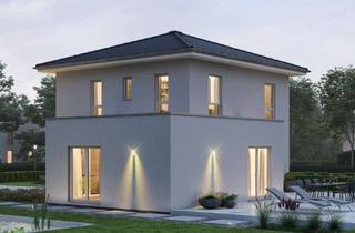 Villa kaufen in 04651 Bad Lausick, bauen sie diese imposante Stadtvilla auf sehr schönem Grundstück