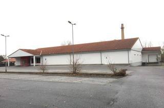 Gewerbeimmobilie mieten in Torgauer Straße 72, 06925 Annaburg, Verkehrsgünstig gelegene Einzelhandelsfläche