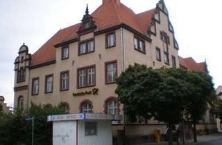 Gewerbeimmobilie kaufen in Fritz-Brandt-Straße 25, 39261 Zerbst, HISTORISCHES POSTAMT | ENTWICKLUNGSPOTENZIAL | DENKMAL