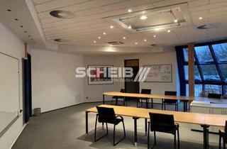 Büro zu mieten in 91625 Schnelldorf, Bürogebäude mit 3000 m² asphaltierter Freifläche