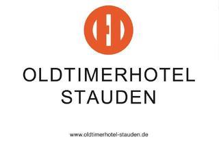 Immobilie mieten in 86850 Fischach, Das Oldtimerhotel in den Stauden