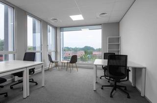 Büro zu mieten in Theodor-Heuss-Anlage 12, 68165 Schwetzingerstadt, Privatbüro für drei Personen in Mannheim Theo & Luise