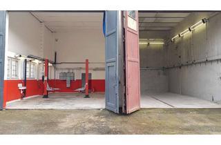 Büro zu mieten in 14641 Pessin, Werkstatthalle beheizt mit Büro und Sanitärräumen sowie ca. 200m² Freifläche zu vermieten