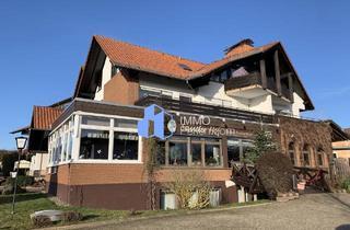 Gewerbeimmobilie kaufen in 34308 Bad Emstal, Pensionshotel mit Gastronomie in guter Lage in Bad Emstal/Sand