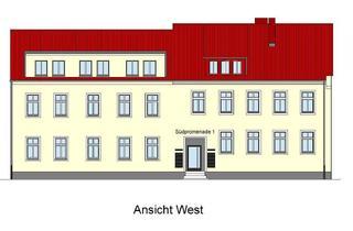 Gewerbeimmobilie mieten in Südpromenade, 04916 Herzberg, Maßanzug nach Wunsch, Altbau im Zentrum von Herzberg