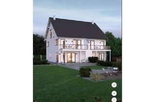 Doppelhaushälfte kaufen in 61440 Oberursel, Neubau von 2 Doppelhaushälften. Gemeinsam oder auch einzeln kaufbar ! Beide Hälfte noch FREI!