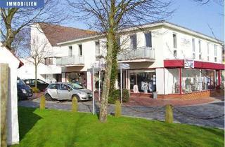 Gewerbeimmobilie kaufen in Österstr., 25761 Büsum, Büsum/Zentrum: Großes Geschäftshaus mit Ladengeschäft und 3 modernen Ferienwohnungen in A-Lage