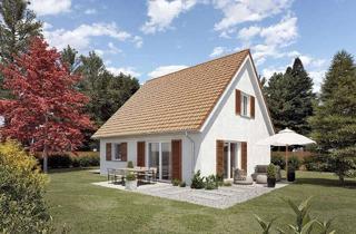 Villa kaufen in 07629 Schleifreisen, Moderne 164 m² Stadtvilla im KfW 55 Standard mit ca. 2.000 m² Grundstück in Hermsdorf