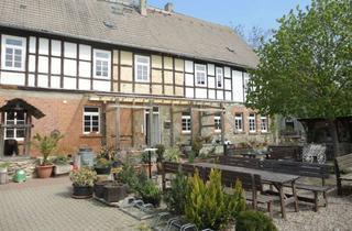 Haus kaufen in 39397 Gröningen, Wohn-und Geschäftshaus in Gröningen