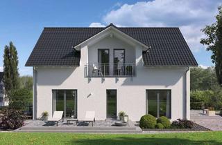 Haus kaufen in 01689 Weinböhla, Ein Haus mit spannender Architektur, intelligenter Technik, für gesundes Wohnen!