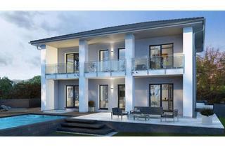 Villa kaufen in 72175 Dornhan, Stadtvilla Kompakt und bis in den Letzten Winkel durchdacht