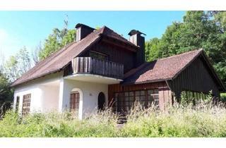 Haus kaufen in 96155 Buttenheim, Wochenendhaus in absoluter Alleinlage
