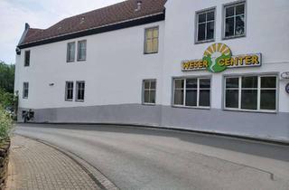 """Gewerbeimmobilie kaufen in Lange Strasse 69, 32602 Vlotho, Einkaufszentrum """"Weser-Center"""" in Vlotho"""