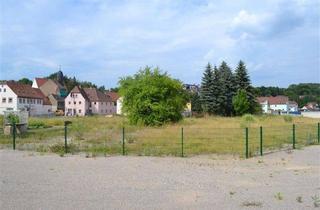Grundstück zu kaufen in 09322 Penig, Innerstädtisches Areal etwa 100 Meter Luftlinie vom Markt entfernt
