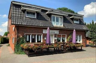 Gewerbeimmobilie kaufen in 26904 Börger, Gaststätte mit Restaurant und Saal im Herzen des Hümmlings