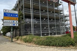 Immobilie mieten in Fritz-Erler-Straße 21, 52349 Düren, Stellplatz in zentraler Lage zur Miete – G -Parking Düren