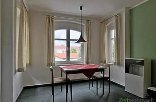 Wohnung mieten in 07580 Ronneburg, (EF0709_M) Gera: Ronneburg, preiswertes, kleines 1,5-Zimmer-Apartment in der Innenstadt, Waschmaschine und WLAN inklusive