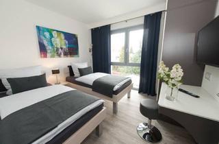 """Wohnung mieten in 64625 Bensheim, Premium-Ferienwohnung """"Family-Garten"""" - Hochwertig wohnen auf Zeit"""