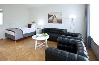 Wohnung mieten in 40667 Meerbusch, Toll ausgestattetes Serviced Apartment mit Balkon vor den Toren von Düsseldorf