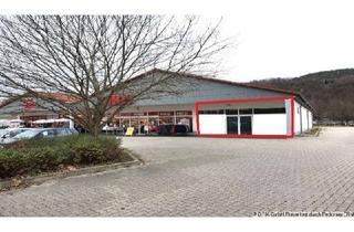 Gewerbeimmobilie mieten in 07422 Bad Blankenburg, Gewerbefläche als Teil eines Fachmarktzentrums in Bad Blankenburg