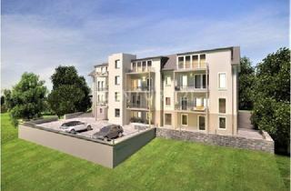Wohnung kaufen in 66693 Mettlach, Exklusive neue OG Wohnung, Aufzug & Balkon, in Toplage von Mettlach