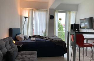 Wohnung mieten in 76131 Karlsruhe, ☆ Exklusive Wohlfühloase ✔Netflix ✔Fittness-Center ✔Coffee-Bar und schöner Aussicht (8 Min. KA City | 5 Min KIT Nord | 25 Min. Daimler)