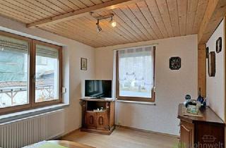 Wohnung mieten in 99198 Mönchenholzhausen, (EF0730_M) Erfurt: Büßleben, preiswerte möblierte 2-Raumwohnung in einem ehemaligen Bauernhaus, WLAN inklusive