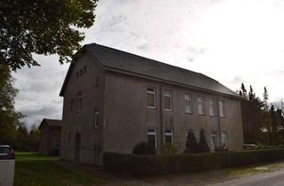 Anlageobjekt in 25557 Oldenbüttel, Vierfamilienhaus mit Nebengebäude in Oldenbüttel, Kapitalanleger aufgepasst.