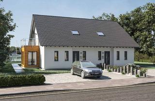 Doppelhaushälfte kaufen in 76332 Bad Herrenalb, Doppelhaushälfte vom deutschen Ausbauhaus-Marktführer - auch ohne Eigenkapital.